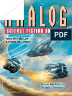 Analog Science Fiction and Fact - October 2015 USA