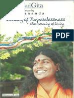 Bhagavad Gita Digital Ch3-Purposelessness