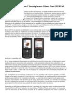 Moviles Económicos Y Smartphones Libres Con OFERTAS