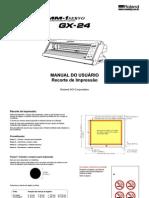 GX-24 Utilizacao Sensor