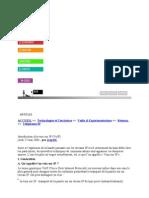 ACCUEIL >> Technologies Et Territoires >> Veille