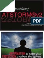 ATSTORM®v2 LIGHTNING WARNING SYSTEM