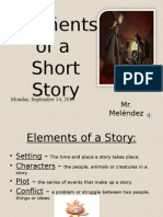 elements of a story powerpoint ccoca