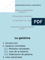 2. Agar y Gelatina