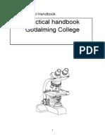 AQA Practical Handbook Final