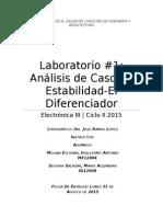 Lab1 Estabilidad El Diferenciador 1
