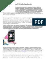 Teléfonos Móviles Y Móviles inteligentes