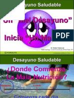 CARPETA DEL DESAYUNO IDEAL 2014.pps