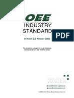 OEE Industry Standard