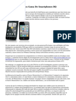 Aquaris M, La Nueva Gama De Smartphones BQ