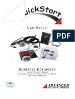 Advanced Motion Controls BL3410E2-D04-AC120