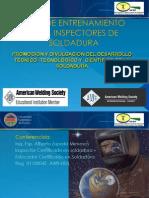 CWI-Modulo X Inspeccion Visual y NDT Para CWI
