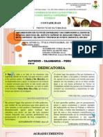 PROYECTO DE FACTIBILIDAD - TÉCNICA EN CONTABILIDAD