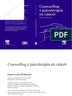 Counselling y Psicoterapia en Cancer