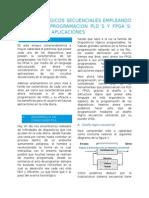 Circuitos Logicos Secuenciales Empleando Vhdl en La Programacion Pld