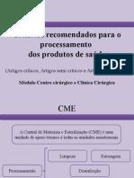 CME Materias e Artigos