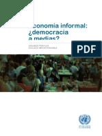 Economia Informal Pnud 2014