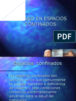 Nº25 ESPACIOS CONFINADOS