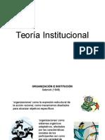 Teoría Institucional.pptx