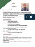 CV Edwin Aguilar