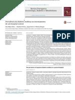 Prevalência de diabetes em Portugal