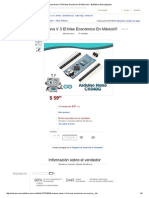 Arduino Nano V 3 El Mas Económico En México!!! - $ 59