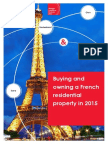 Buying and Owning a French Residential Property in 2015