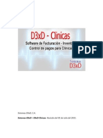 Manual d3xd Clinicas