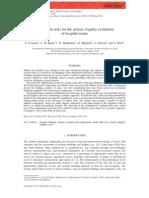 a, E.; Di Sarno, L.; Maddaloni, G.; Magliulo, G.; Petrone, -- Shake Table Tests for the Seismic Fragi