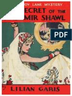 Melody Lane #8 The Secret of the Kashmir Shawl
