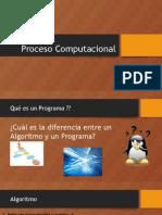 1 Proceso Computacional