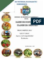 Bases Procompite 2015