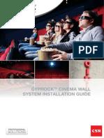 Gyprock 512 Cinema Wall 201306