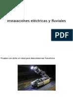 Instalaciones Eléctricas y Fluviales