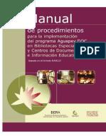 Manual Aguapey DOC