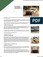 Project LAND 121 - Australian Army