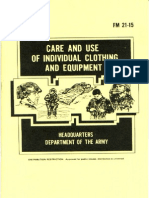 US Army, Care and Use of Individual Clothing and Equipment, ALICE