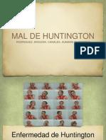 Mal de Huntington