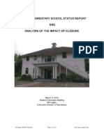 Trafton Status Report March 2010