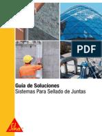 SikaChile-Guia de Soluciones-Sistemas Para Sellado de Juntas