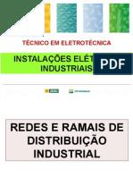 04 - Instalações Elétricas Industriais - Redes e Ramais de Distribuição Industrial