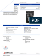 Advanced Motion Controls BX30A8