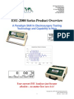 Electrosurgery Testing Equipment