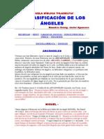 Clasificacion de Los Angeles