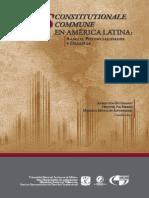 Ius Constitutionale Commune en América Latina