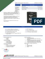 Advanced Motion Controls DPCANIS-015A400