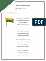 Himnos de Los Cantones de Manabi