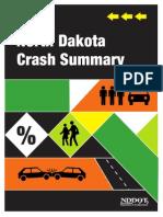 North Dakota 2014 Crash Report