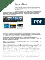 Tácticas SEO página1 en HubPages