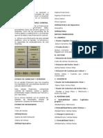 Formulas de contabilidad